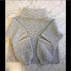 ISO!! Lf zipped sweater